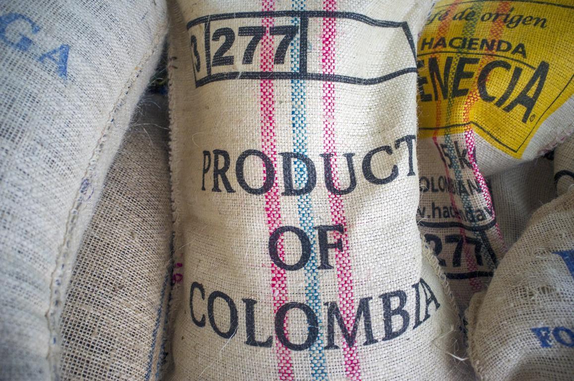 Kaffee - auf der Kaffeeplantage leben